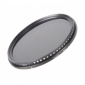 FujiFilm 82mm ND2-400 Vari-ND Filter