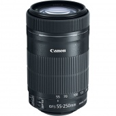 Объектив Canon EF-S 55-250mm F4-5.6 IS STM