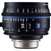 Объектив Zeiss CP.3 - 2.1/85 - metric, MFT