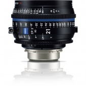 Объектив Zeiss CP.3 - 2.9/21 - metric - XD eXtended Data, PL