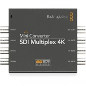 Blackmagic design Mini Converter - SDI Multiplex 4K