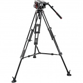 Штатив Manfrotto PRO MIDDLE-TWIN KIT 100