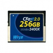 Wise CFast 2.0 256Gb 510Mb/s 3400X