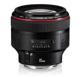 Первое кино - Объективы - Объектив Canon EF 85mm F1.2 L II USM - Первое Кино. Магазин