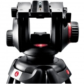 Видео голова Manfrotto 504HD