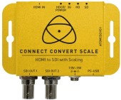 Конвертер сигнала Atomos Connect Convert Scale | HDMI to SDI