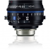 Объектив Zeiss CP.3 - 2.1/85 - metric - XD eXtended Data, PL