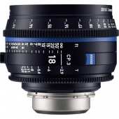 Объектив Zeiss CP.3 - 2.9/18 - metric, MFT