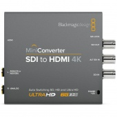 Blackmagic Design Mini Converter SDI to HDMI 4K