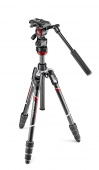 Штатив Manfrotto Befree Live Twist-Lock Carbon
