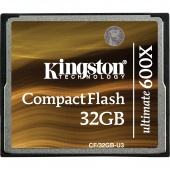 Kingston CompactFlash 32Gb 600x