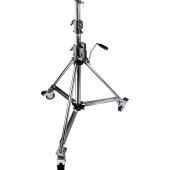 Стойка KUPO 484 Heavy Duty Wind-Up Stand with Braked Caster