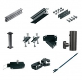 Logocam Rail 7500 KIT