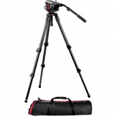 Штатив Manfrotto MIDI CF SYSTEM, 504HD + 535K