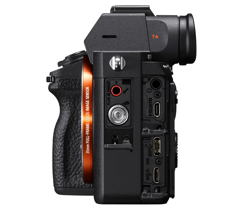 Беззеркальная полнокадровая фотокамера