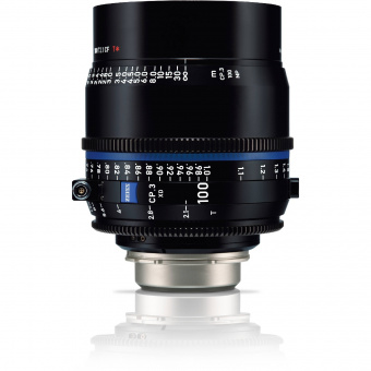 Объектив Zeiss CP.3 - 2.1/100 - metric - XD eXtended Data, PL