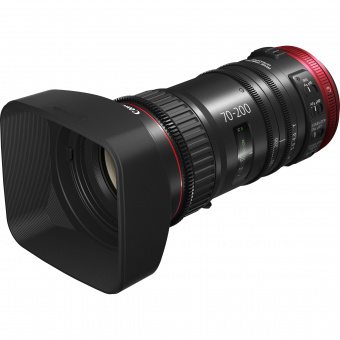 Canon CN-E 70-200mm T4.4 L IS