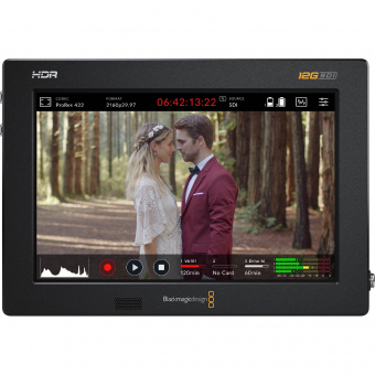 "Видеорекордер Blackmagic Video Assist 7"" 12G HDR"