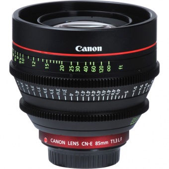 Комплект объективов Canon CN-E Lens Basic Kit (24, 50, 85 mm)