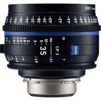 Объектив Zeiss CP.3 - 2.1/35 - metric, EF