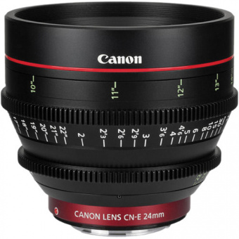 Комплект объективов Canon CN-E Lens Full Kit (14, 24, 35, 50, 85, 135 mm)