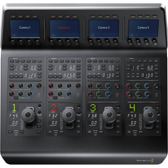 Аппаратная панель Blackmagic ATEM Camera Control Panel